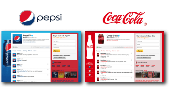 objectives of coca cola and pepsi are reflected in their marketing strategy essay